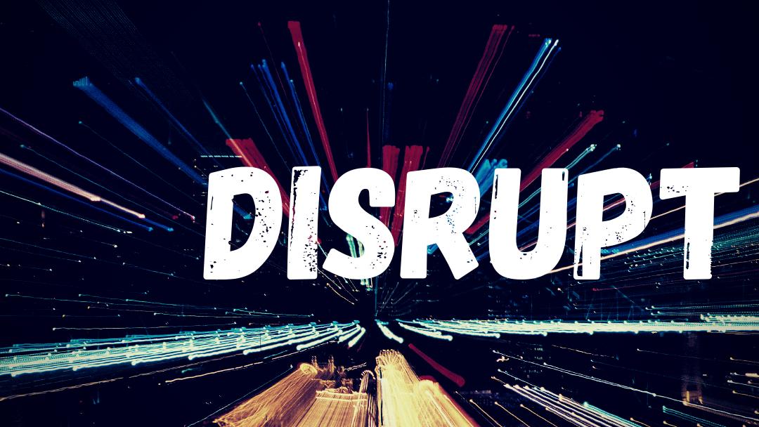 Digital Marketing Disruption